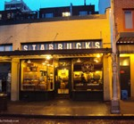 3 - 1 - 6345 - 1912 Pike Place Starbucks early morning on 29 January 2013