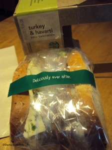 6945 Turkey and Havarti Delciously Ever After 30 April 2013