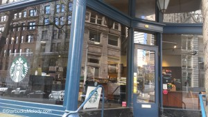 IMAG4703 2nd and Cherry new Starbucks opens tomorrow - Historic Roderick Bldg