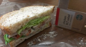 IMAG4937 Chicken Salad Sandwich 30 April 2013 Starbucks