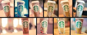 Starbucks Middle East 27 February 2013 - Cups