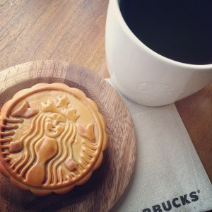 Starbucks Thailand Cookie and Coffee 22 August 2013
