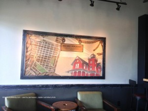 2 - 1 - Wall art - Sea Girt New Jersey Clover Starbucks September 2013