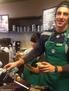 IMAG7656 Luke Willson hard at work - 23 Oct 2013 6th and Union Starbucks