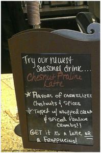 IMAG1084 Chestnut Latte sign