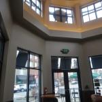 DSC00428 Inside Evenings Store - Entrance with Dome - Kirkland WA