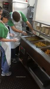 IMAG0046 William Booth Center Meal Program - Food Serving Jake Janey Christian