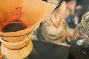 strain the coffee brezza sangria