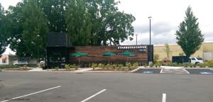 IMAG1091 Woodburn Starbucks at a distance 20Jul14