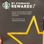 MyStarbucksRewards at Target