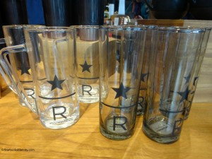 2 - 1 - DSC01091 glassware for sale at the Roastery 5 Dec 14