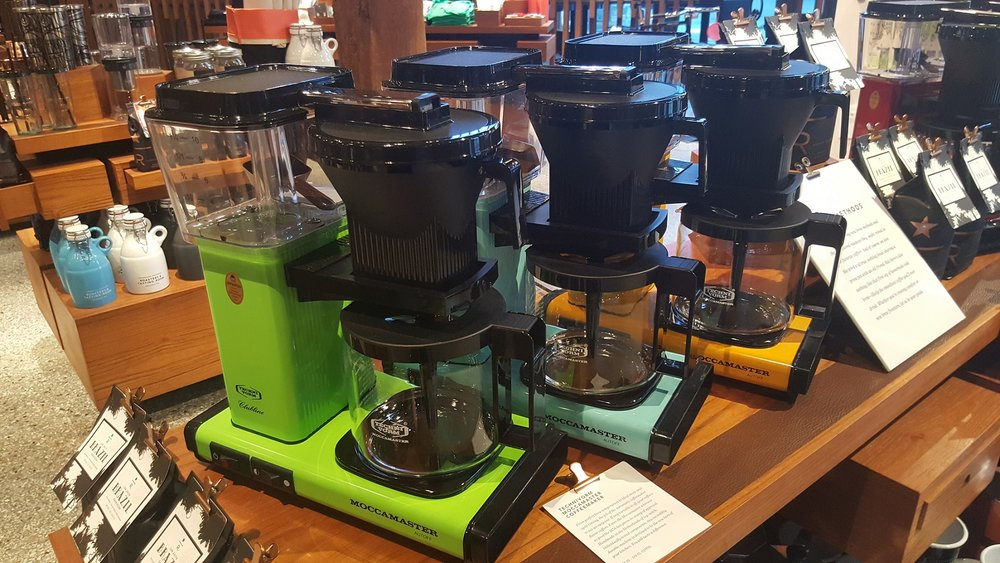 1 - 1 - 20170418_070528 coffee pots at the roastery.jpg