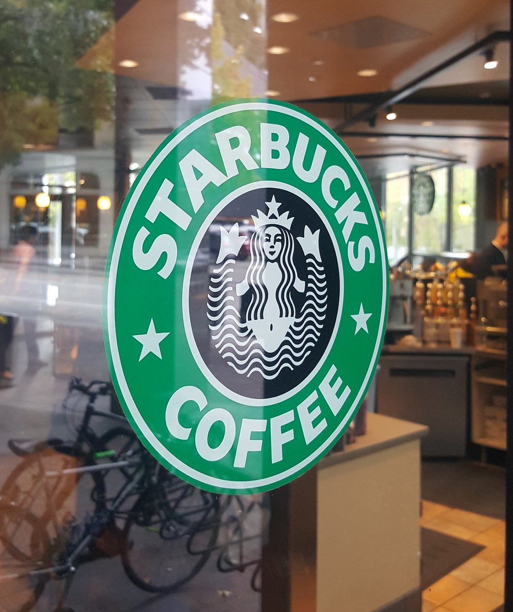 20161004_121219[1] Logo on the 4th avenue entrance of Starbucks store number 101.jpg