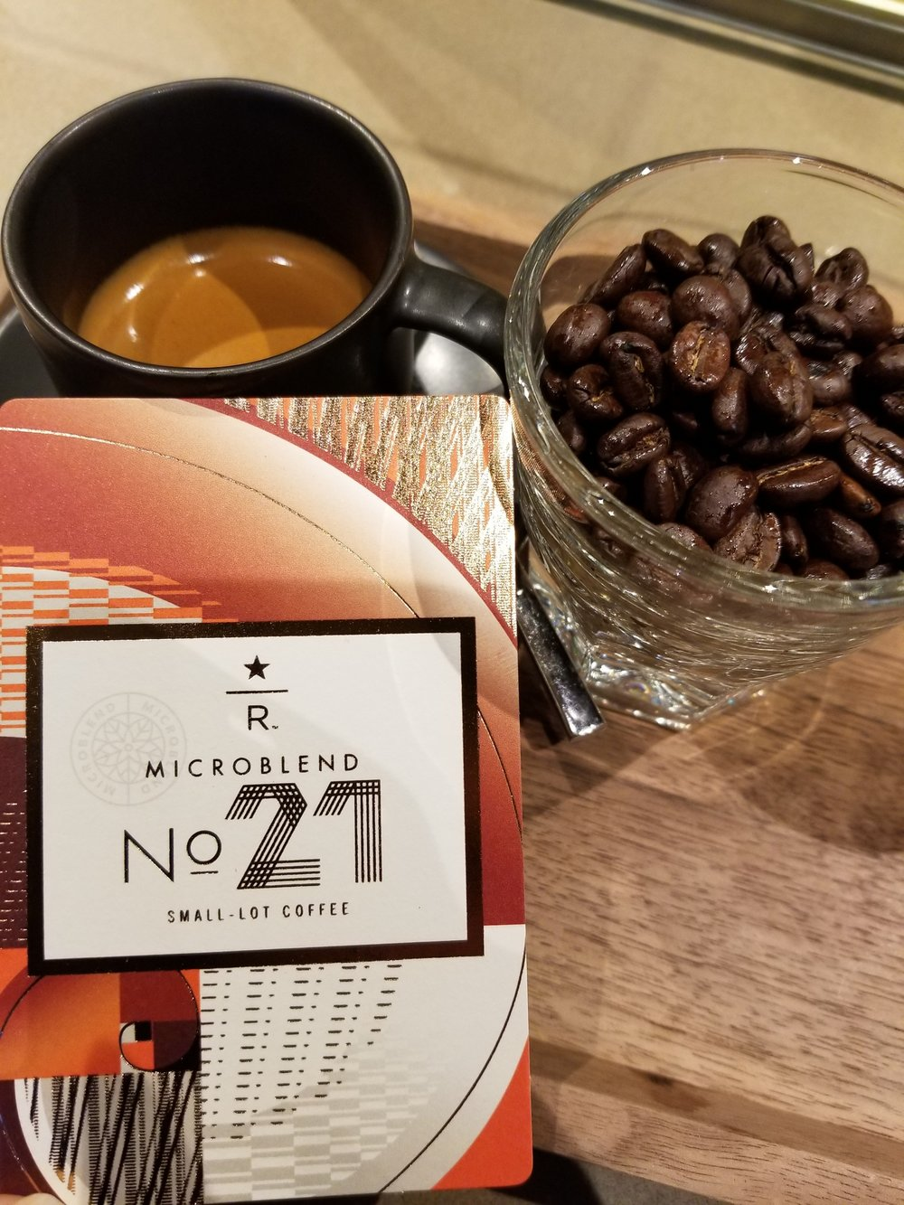 Micro Blend No 21 Espresso shot - 08 Sept 2017.jpg