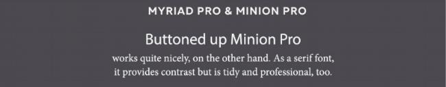 myriad-pro-and-minion