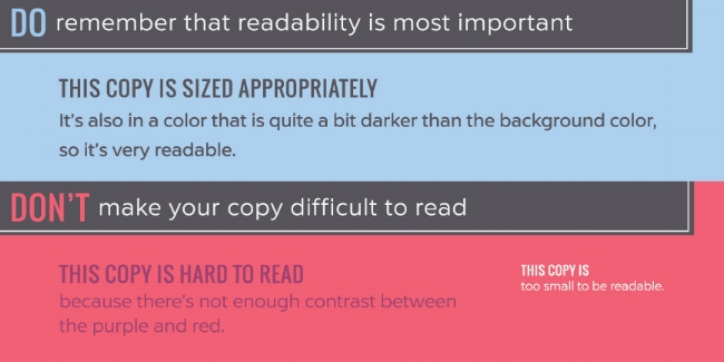 set-text-for-readability