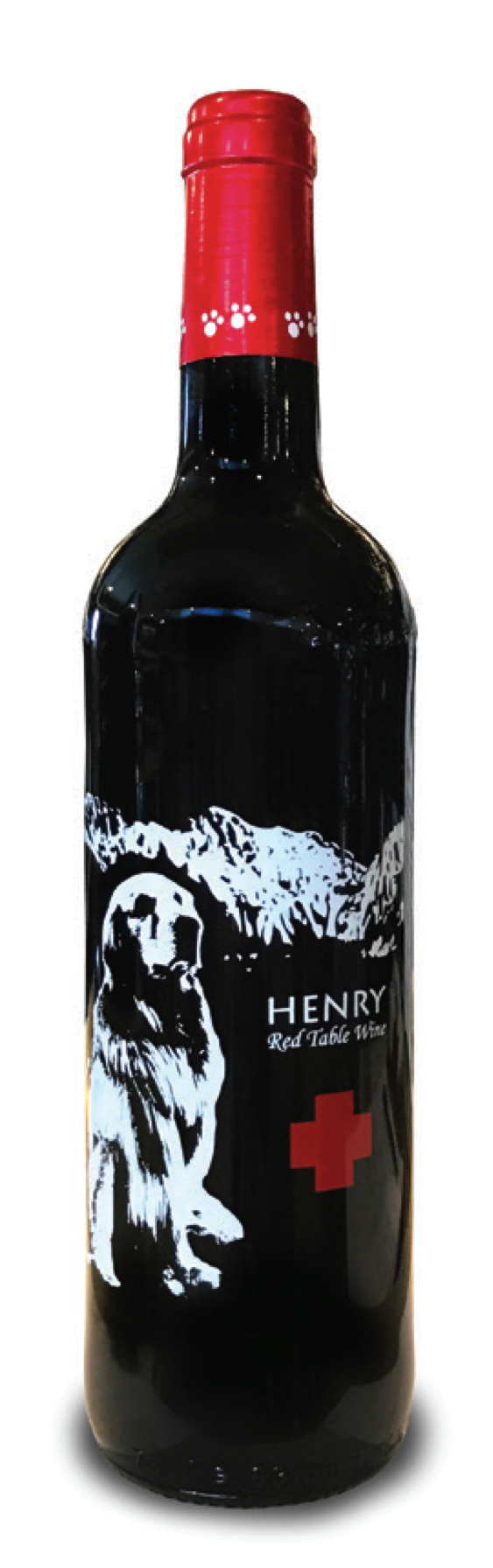 Henry Red Table Wine