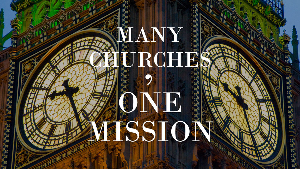 churches with a mission in front of Big Ben tower clock in london england