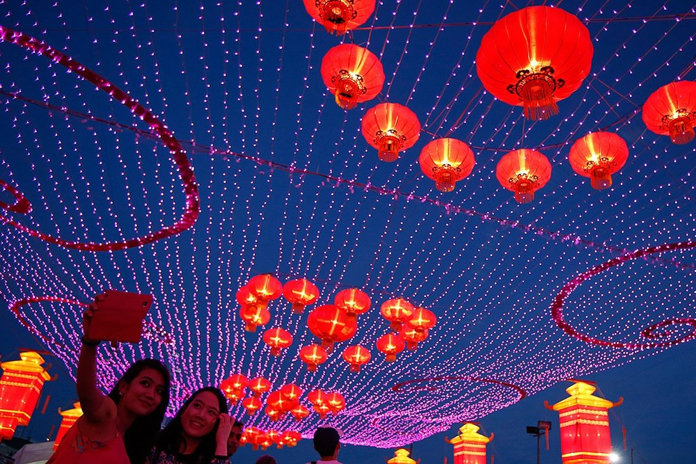 Cultural Celebrations - Lunar New Year, Caribbean Carnival, Hanukkah and more are big events here! Join us as we celebrate with spectacular, over-the-top events!