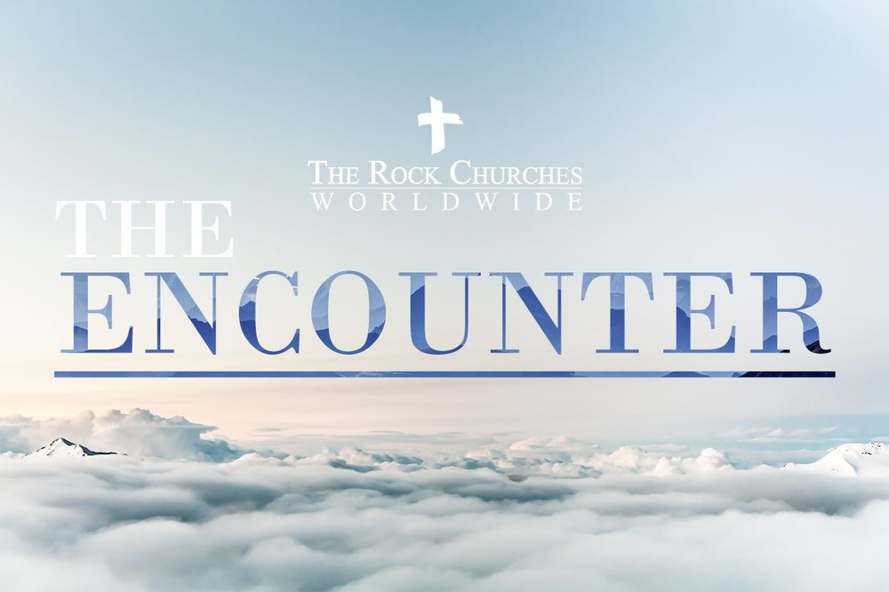 The Encounter - The Meet. The Moment. Your Encounter with God Almighty Himself. Brace yourself for blessings. After this three-day retreat, your life will never be the same.