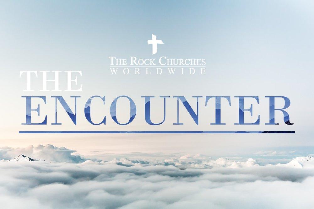 El Encuentro - La reunión. El momento. Su Encuentro con Dios todo poderoso. Prepárese para las bendiciones. Después de este retiro de tres días, su vida nunca será la misma.