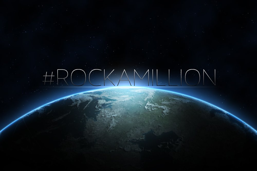 #RockaMillion - Tuwing Oktubre, nagpapanimula ang The Rocks sa isang pandaigdigang kampanya upang maabot ang mundo!
