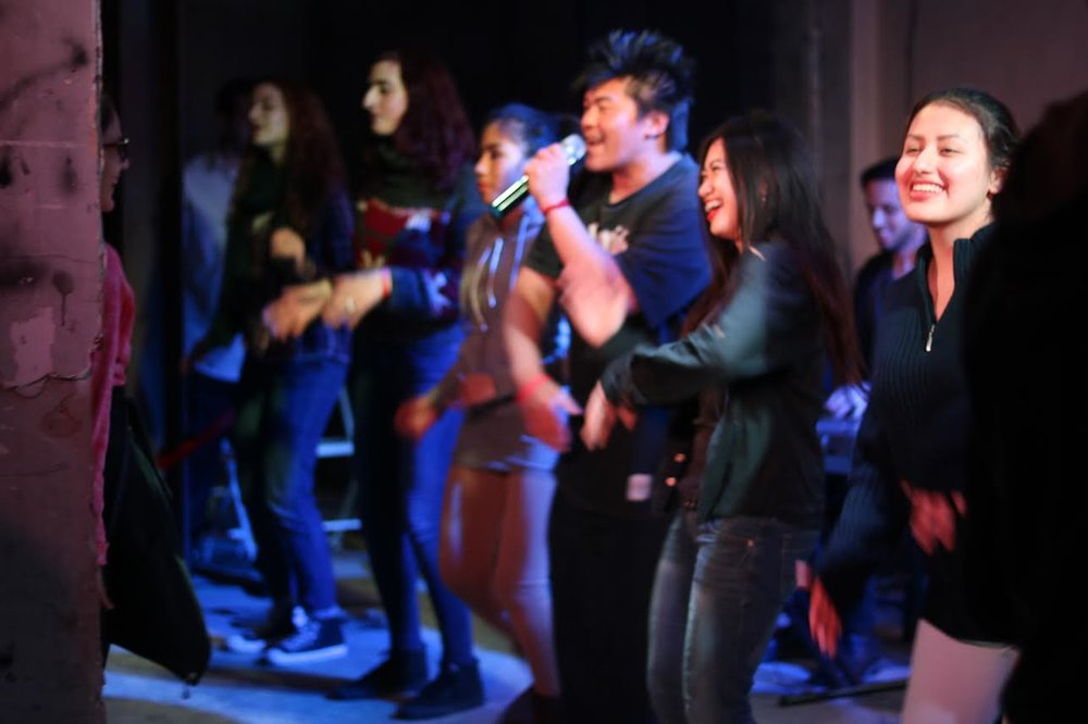 Rock La Jeunesse - INARRÊTABLE JEUNESSE - Rencontrez-nous dans # TheBasement !!