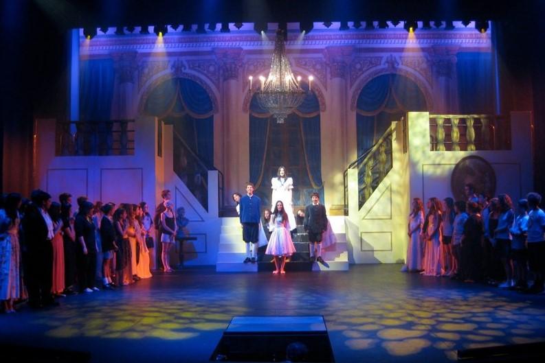 表演和童话剧 - 我们有电视剧、音乐剧、戏剧等各类艺术表演!