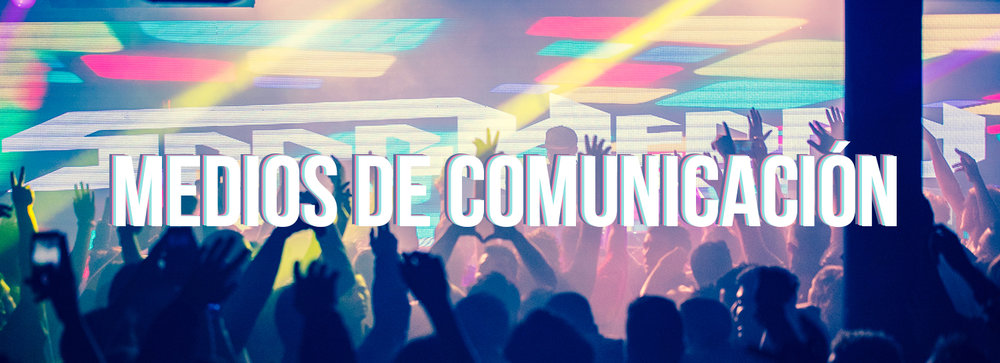 Emocionado, feliz, multitud, música, evento, bailando, concierto, observar, vídeo, medios