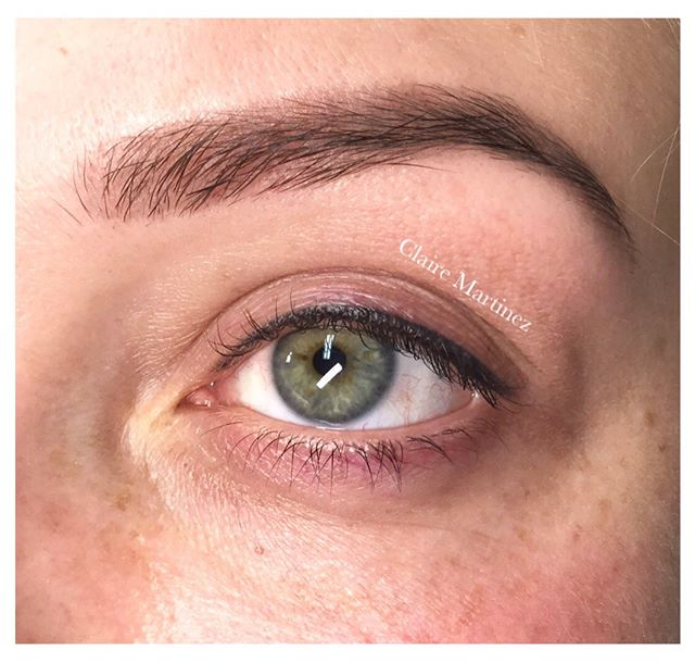 Healed eye liner/lash enhancement after just one application. Perfection for this green eyed beauty. 😻 . . . #micropigmentation #clairemartinez #paramedicaltattoo #cosmetictattoo #specialised #lashenhancement #uppereyeliner #healedresults #traralgon #warragul #richmond #melbourne #geelong #bendigo