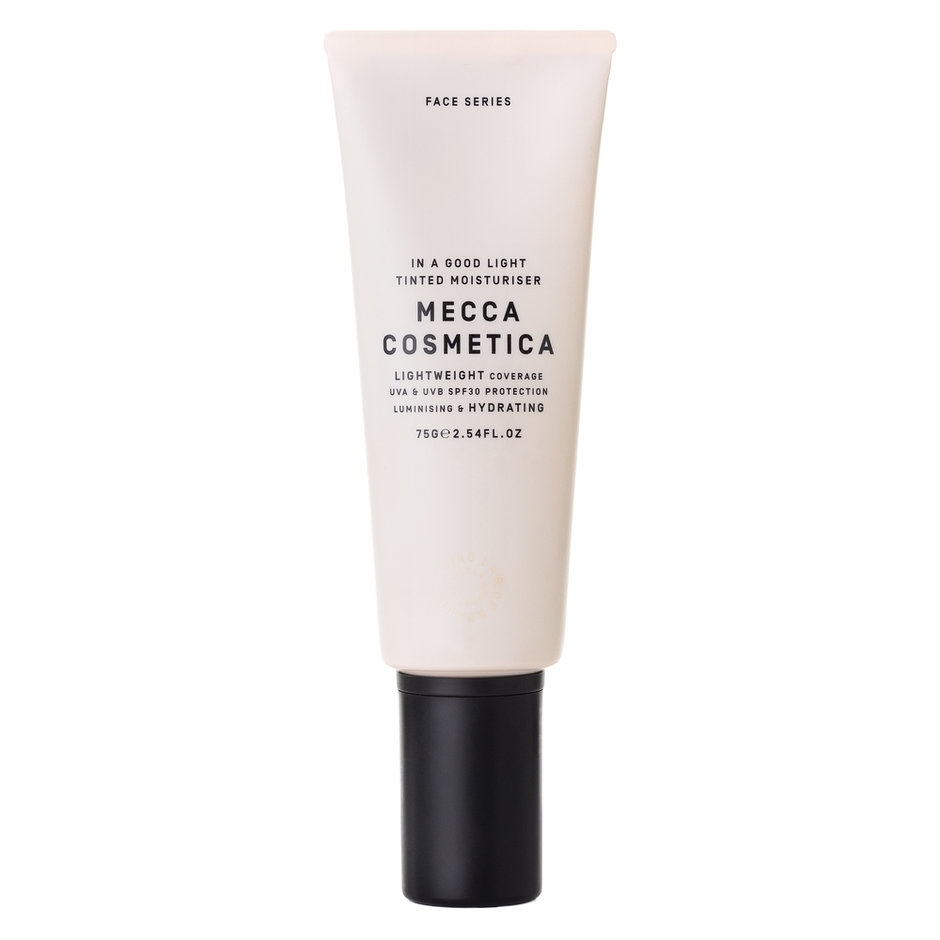 I call this my daytime coverage lifesaver. It's full of moisturizer and gives you coverage without taking away the natural beauty that you should love. You can always apply more or less depending on what you like. I have this in shade- Medium   WHERE:  MECCA COSMETICS   PRICE: $44.00