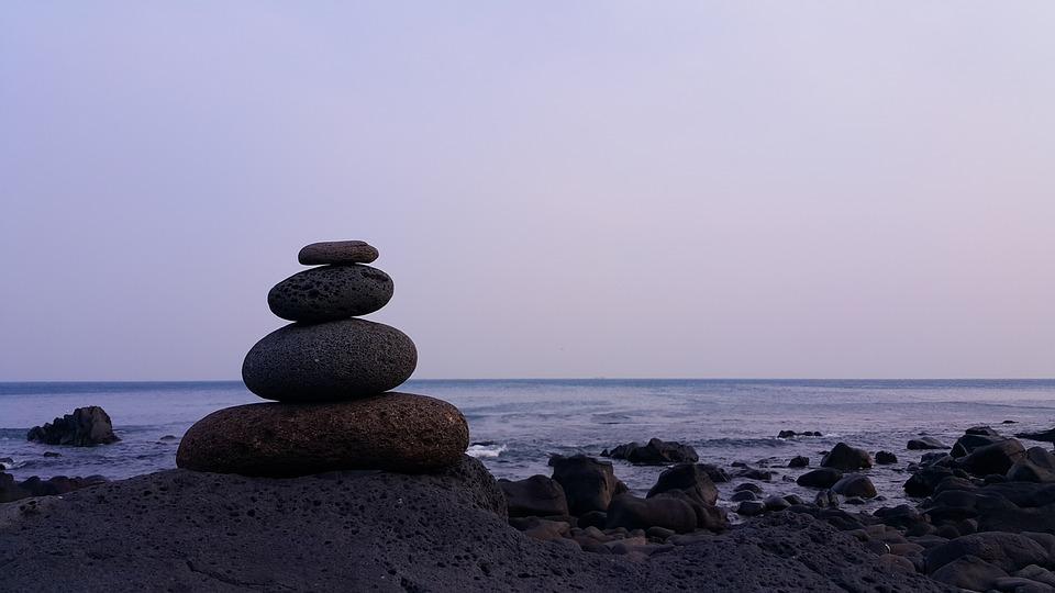 meditation, balance, zen