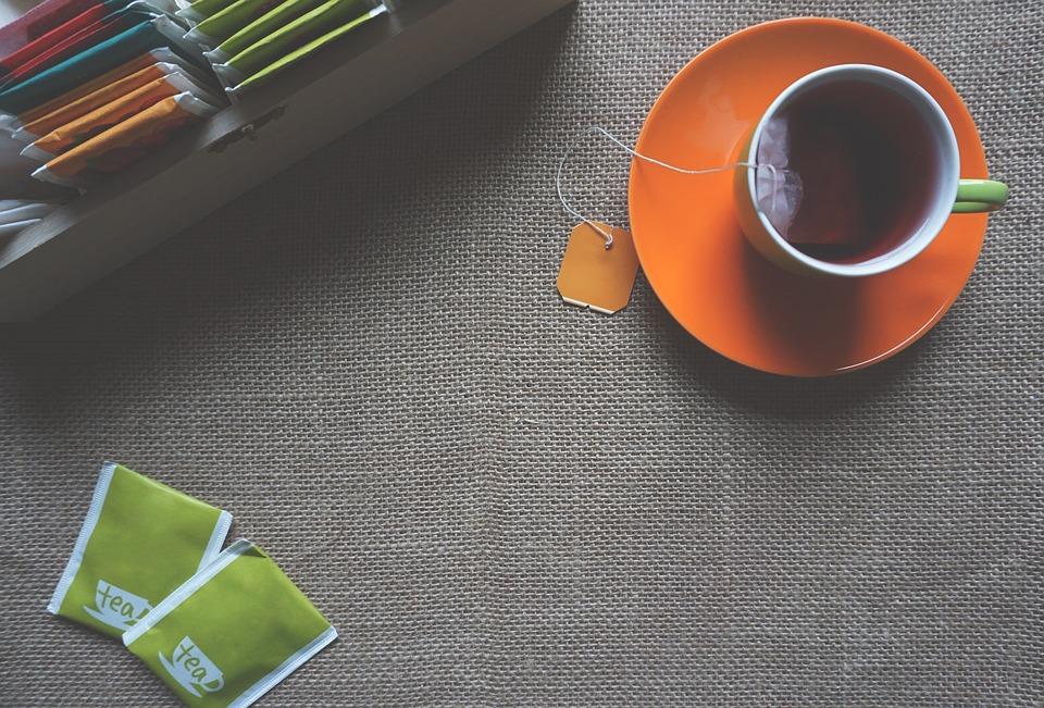 tea, mug, tea cup, saucer
