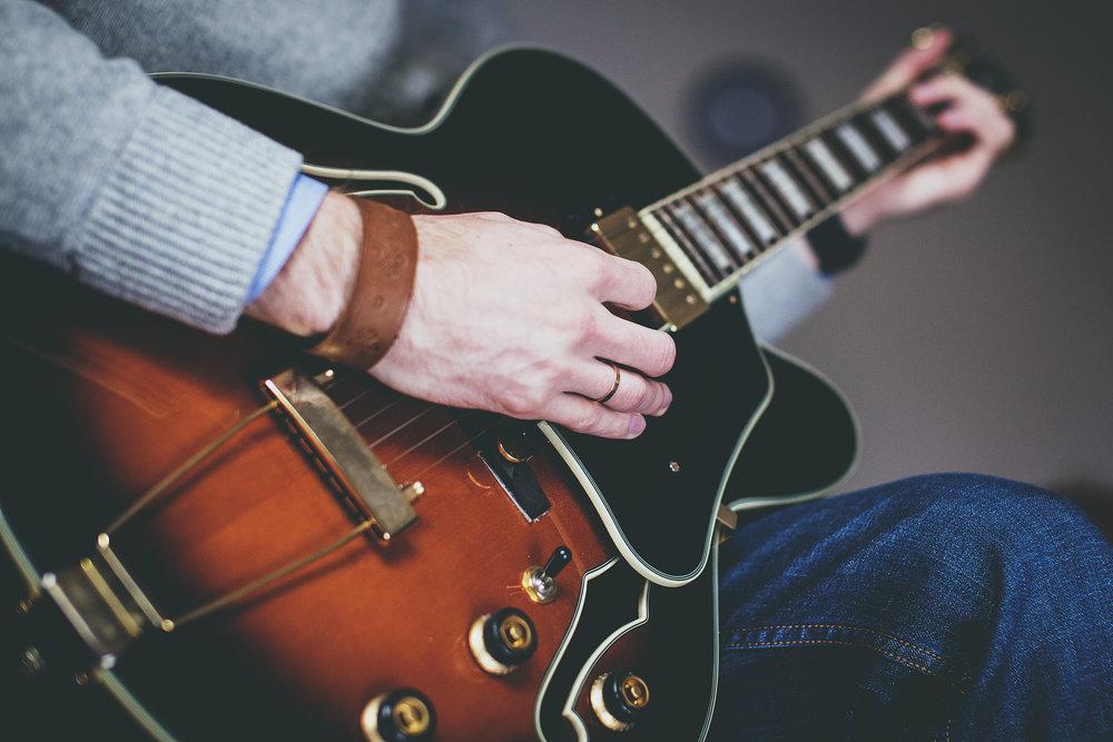 guitar musician teacher