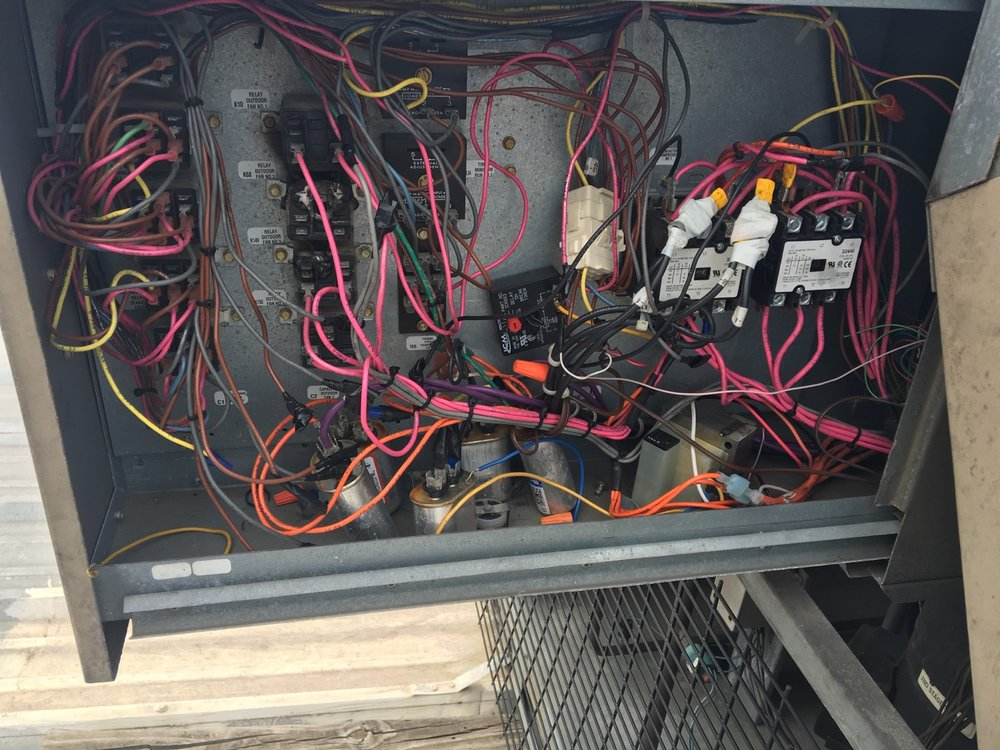 Lennox Package Unit Failure
