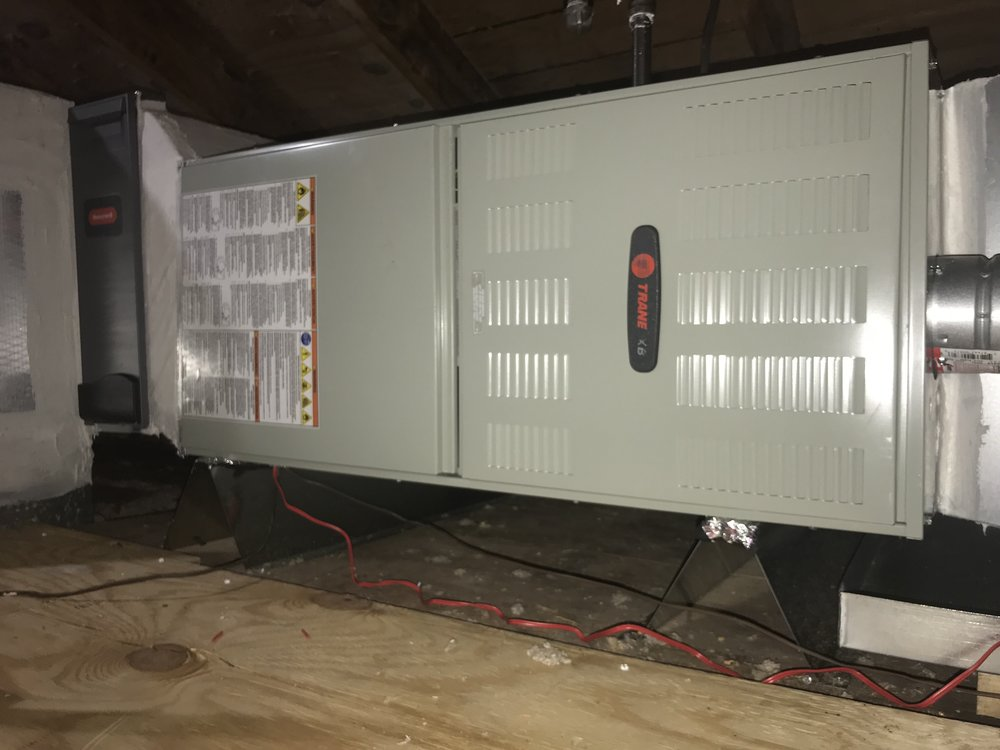 Trane Systems, Revolution Air, Online Pricing, XB80 Furnace