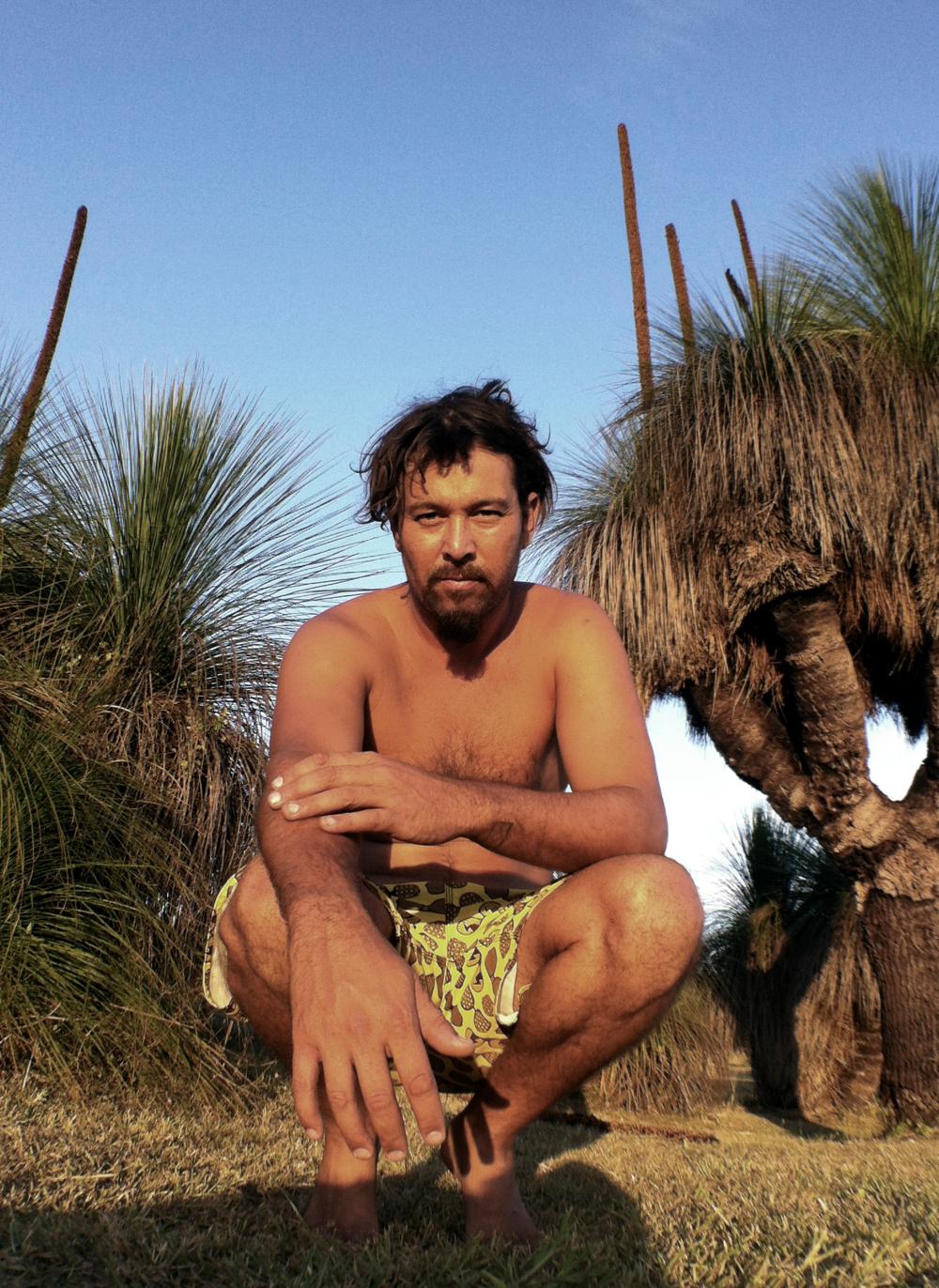 TOM AVERY - Gomeroi / Maori