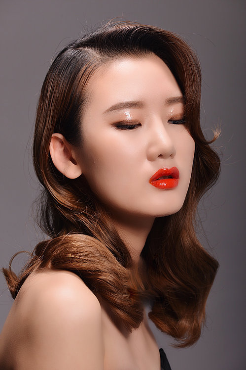 Hair by Frances Feldmann | Makeup by Coey