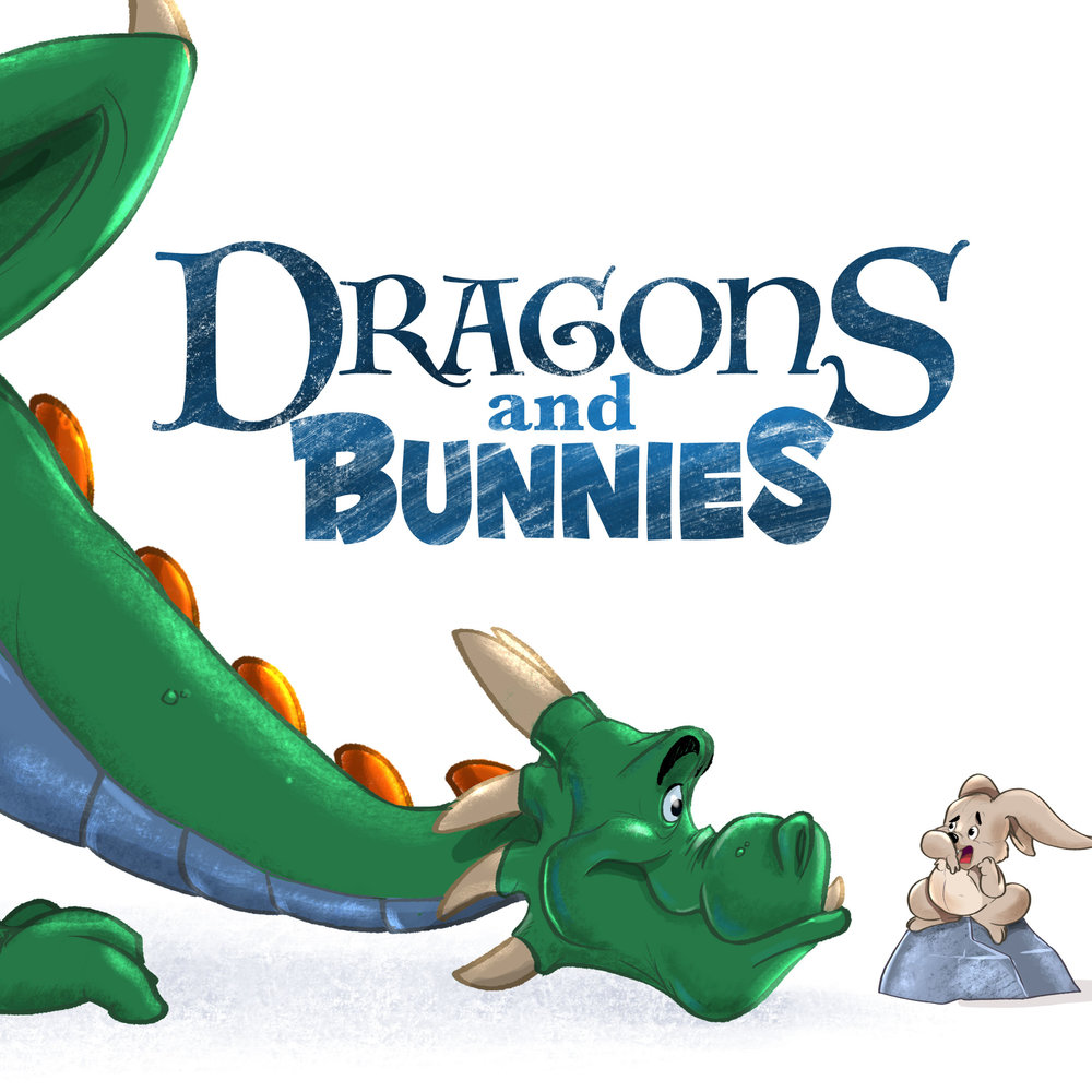 """In    Dragons and Bunnies  ,  one of Bryson's Books' Best-Sellers, two characters """"see past their differences and share exciting adventures together."""""""