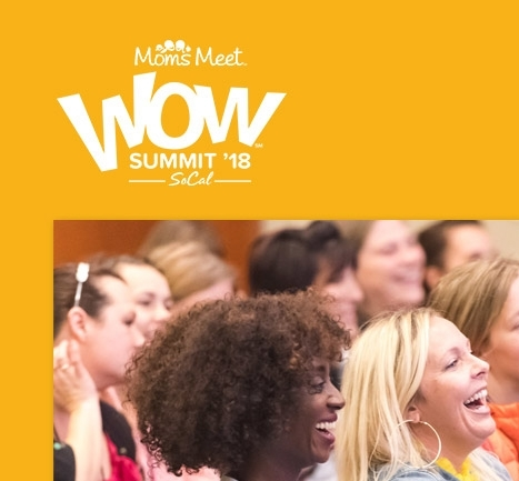 Use Promo Code: MOMMYINLA for 50% off WOW Summit Passes - Visit the website and buy your discounted tickets here!