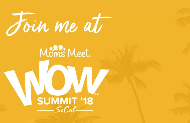 Get a 50% Discount on WOW Summit Tickets with Promo Code: MOMMYINLA - Visit the website to purchase your tickets!