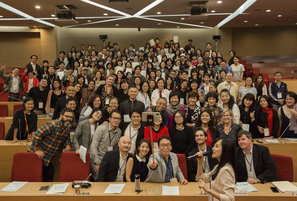 亞洲蒙特梭利教育週-大合照2.JPG