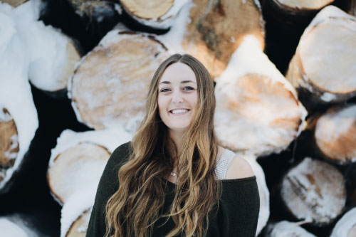 Mandy huser - Mandy Huser is a twenty-something made for deep connection and finding magic in the world. She travels honestly through life, seeking experiences that make her heart pitter-patter and feel the fire.
