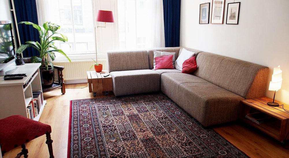 Living Room (2nd Floor)