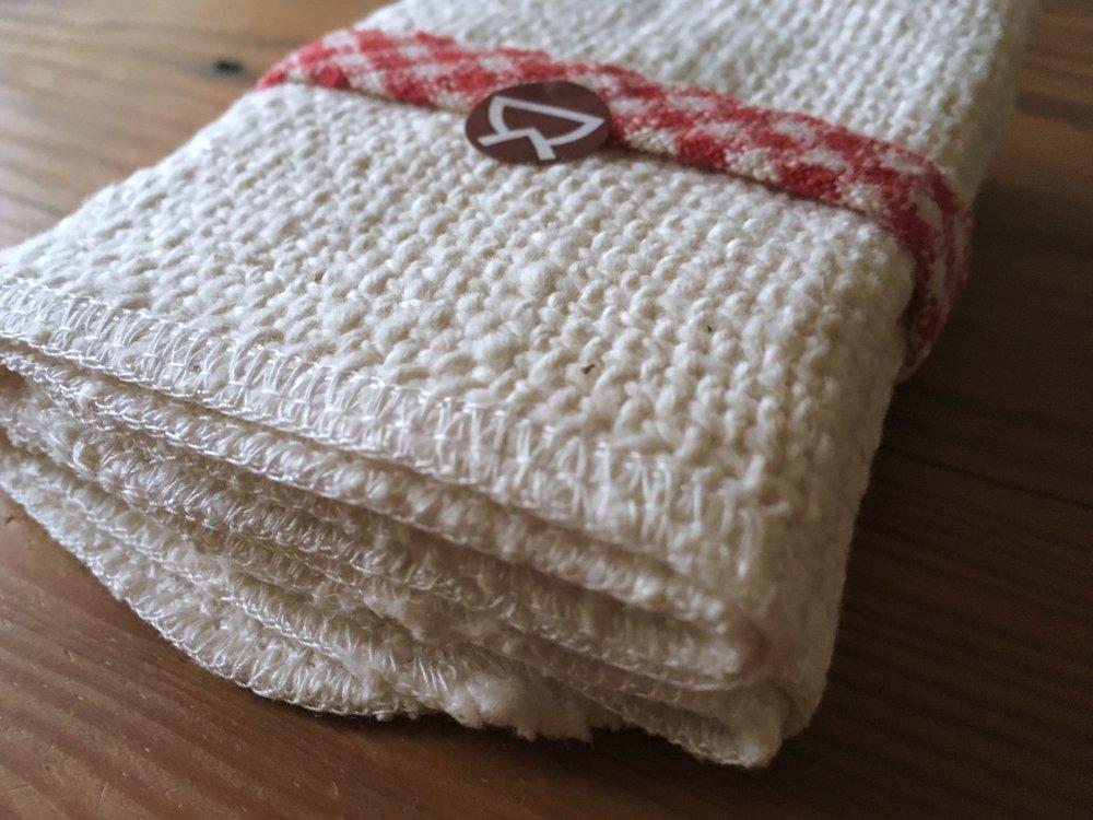 この繊維のでこぼこかんがいい感じ。