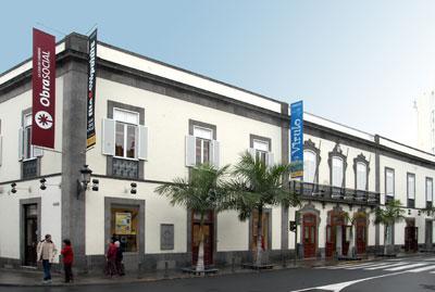 CICCA - El histórico Centro de Iniciativas Culturales de la Fundación La Caja de Canarias, vuelve a acoger el Prólogo de la nueva edición de Ibértigo.
