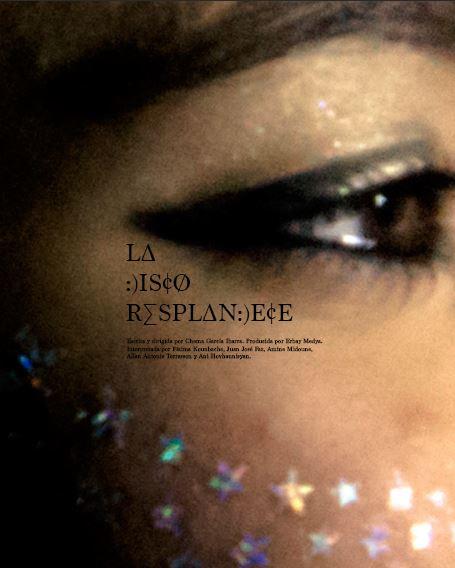 La disco resplandece cartel.jpg