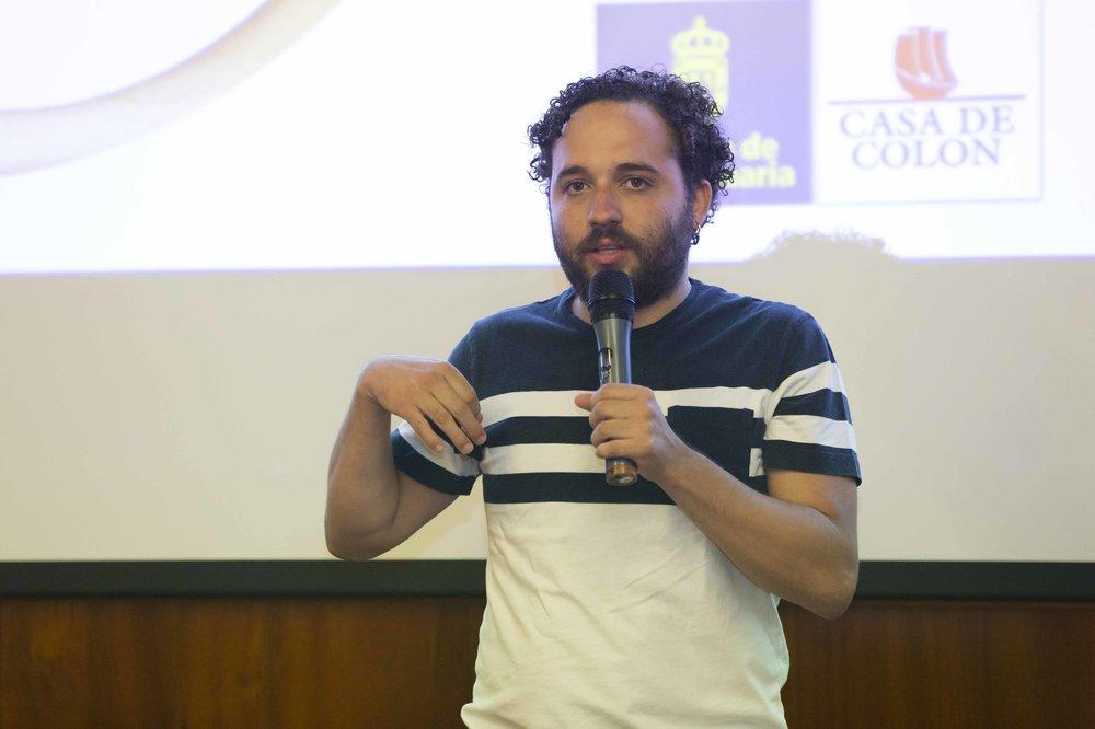 Ibértigo 2017. Nelson Carlo de los Santos