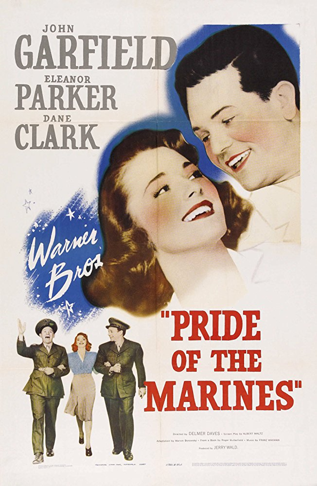 El orgullo de los marines p+¦ster.jpg
