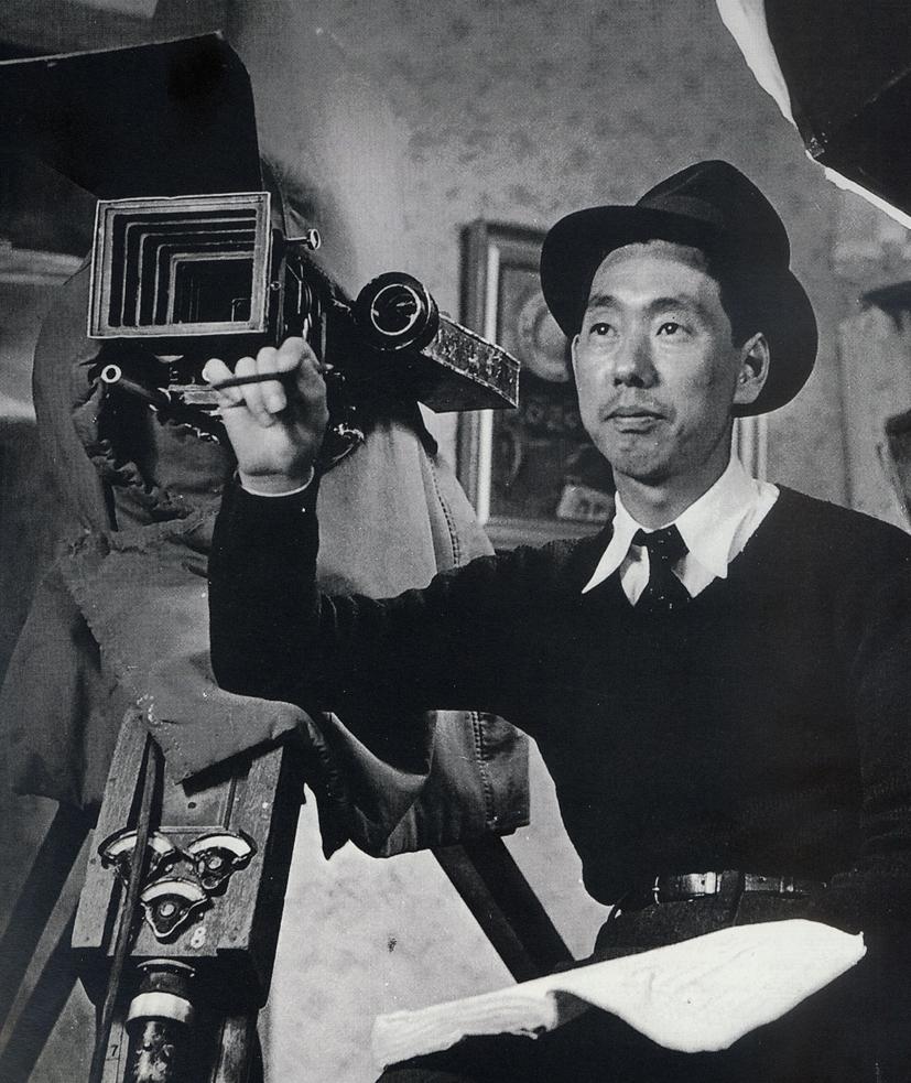 Kenji Mizoguchi, protagonista de la 15ª edición.